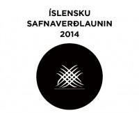 Safnaverðlaun logo